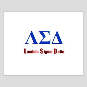 Lambda Sigma Delta Posters