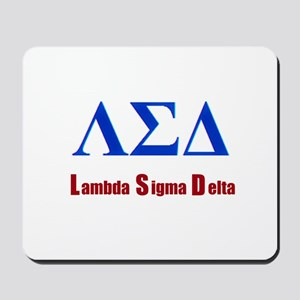 Lambda Sigma Delta Mousepad