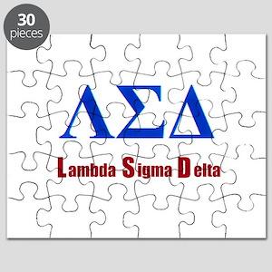 Lambda Sigma Delta Puzzle