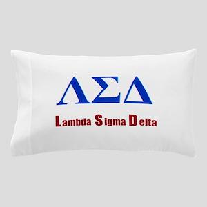 Lambda Sigma Delta Pillow Case
