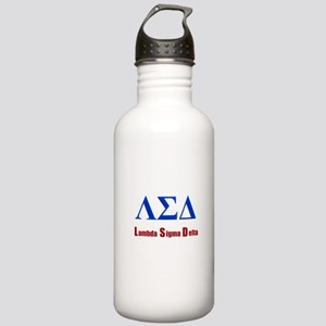 Lambda Sigma Delta Water Bottle
