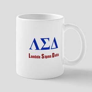 Lambda Sigma Delta Mugs