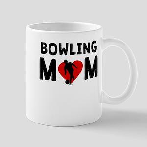 Bowling Mom Mugs