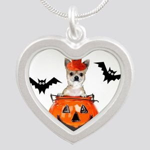 Halloween Chihuahua dog Necklaces