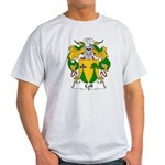 Coll Family Crest Light T-Shirt