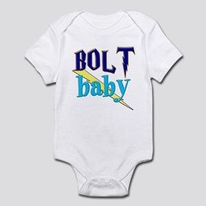 BOLT baby (boy) Infant Bodysuit