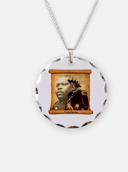 M. Garvey Necklace