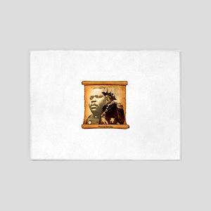 M. Garvey 5'x7'Area Rug