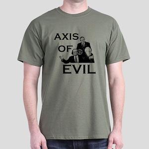 Axis of Evil Dark T-Shirt