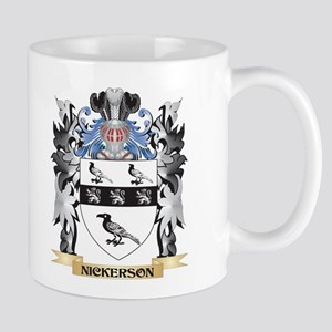 Nickerson Coat of Arms - Family Crest Mugs