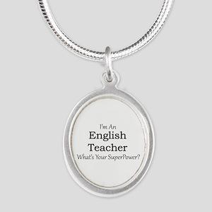 English Teacher Necklaces