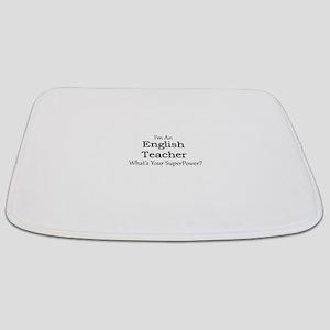 English Teacher Bathmat