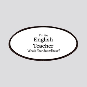 English Teacher Patch