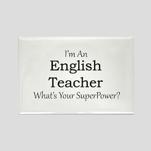 English Teacher Magnets