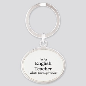 English Teacher Keychains