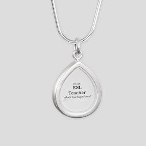 ESL Teacher Necklaces