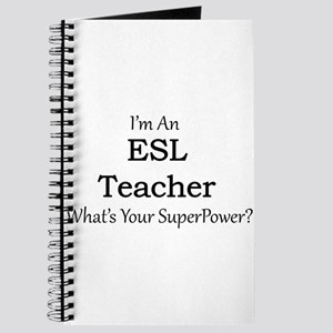 ESL Teacher Journal