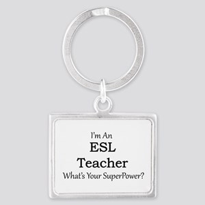 ESL Teacher Keychains