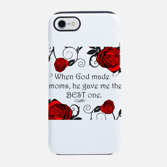Best mom iPhone 8/7 Tough Case