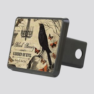 Modern vintage Halloween Hitch Cover