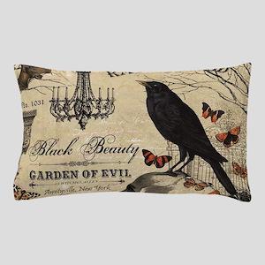 Modern vintage Halloween Pillow Case