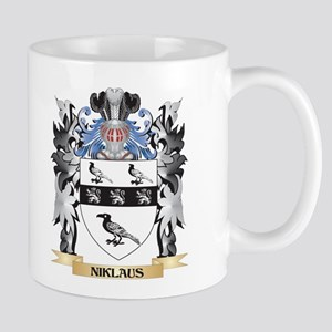 Niklaus Coat of Arms - Family Crest Mugs