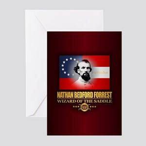 Forrest (DV) Greeting Cards