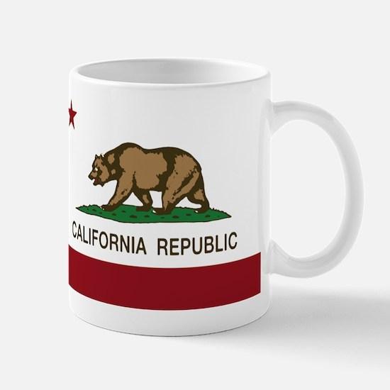 California Republic bear Mugs