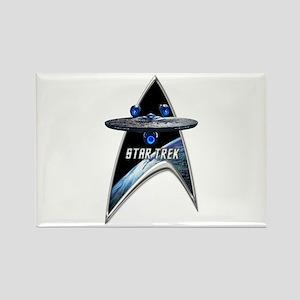 StarTrek Command Silver Signia Enterprise JJA01 Ma