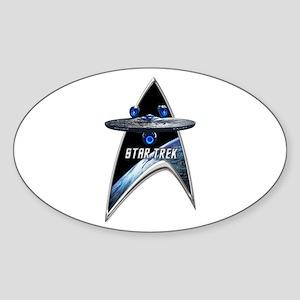 StarTrek Command Silver Signia Enterprise JJA01 St