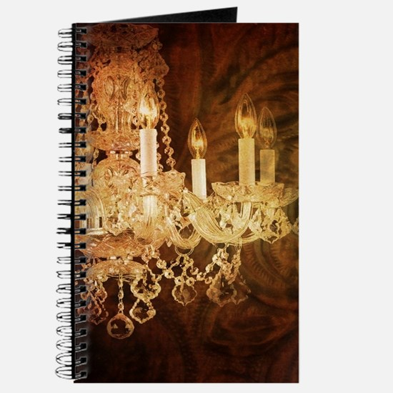 western country vintage chandelier Journal