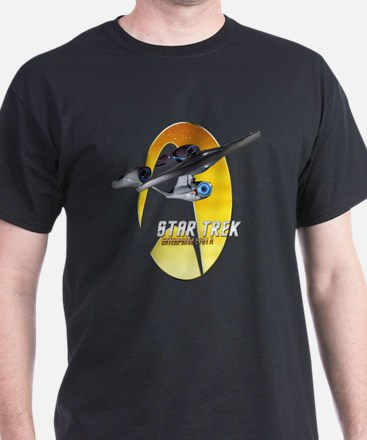 Star Trek Nemesis Enterprise 1701 A T-Shirt