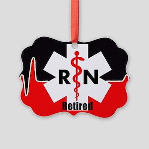 Retired Nurse Ornament