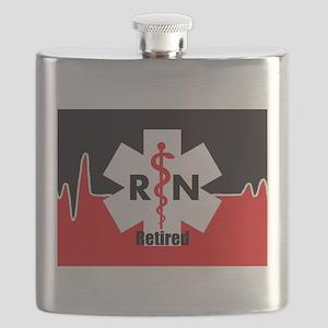 Retired Nurse Flask