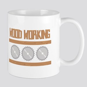 Wood Working Mugs