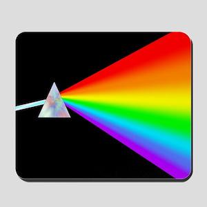 Rainbow Prism Mousepad