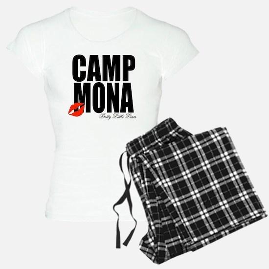 Camp Mona Kiss Pajamas