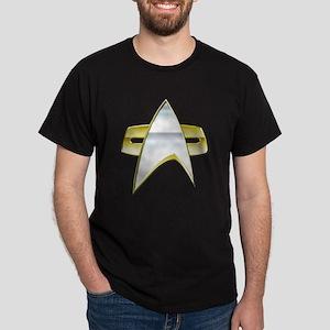 StarTrek NG Com badge 2 T-Shirt