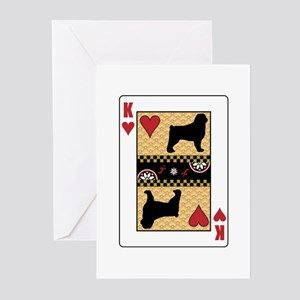 King CAO Greeting Cards (Pk of 10)