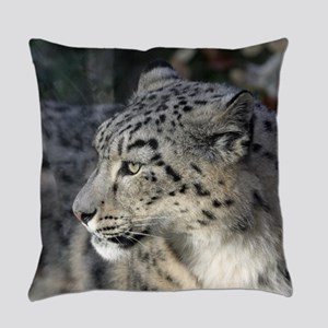 Leopard002 Everyday Pillow