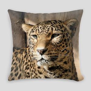 Leopard001 Everyday Pillow
