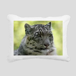 Leopard006 Rectangular Canvas Pillow