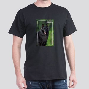 Belgian Sheepdog-1 Dark T-Shirt