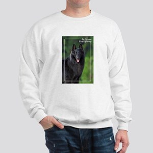 Belgian Sheepdog-1 Sweatshirt