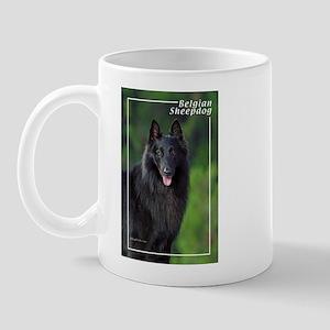 Belgian Sheepdog-1 Mug