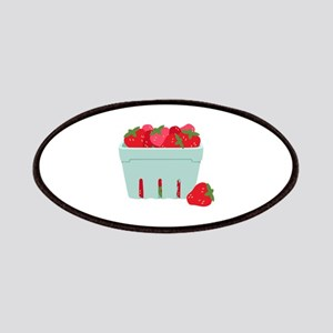 Strawberries Basket Patch