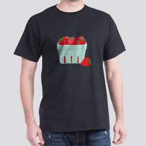 Strawberries Basket T-Shirt