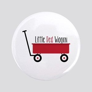 Little Red Wagon Button