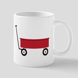 Red Wagon Mugs