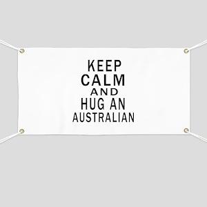 Keep Calm And Australian Designs Banner